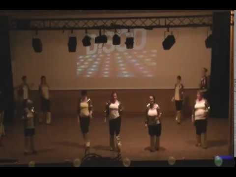 Danse - Jackson five - Blame it on the boogie -