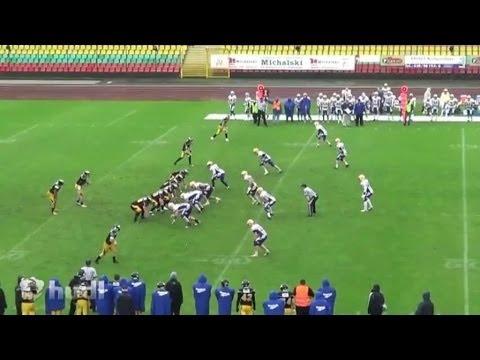 Football Highlights Berlin Adler 2012-2013