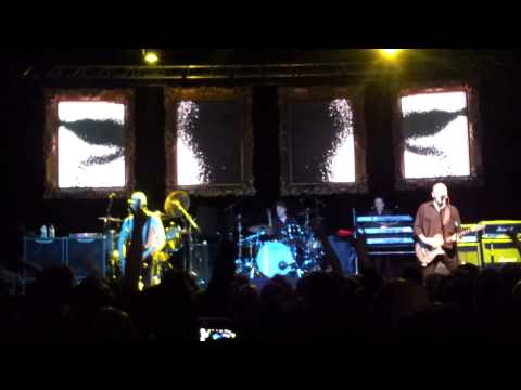 The Stranglers - Tank live @ 02 Academy Birmingham 22nd March 2014