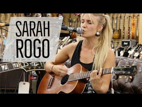 "Sarah Rogo ""Sometimes I Wonder"" With Nick Dias & Michael Lemmo At Norman's Rare Guitars"