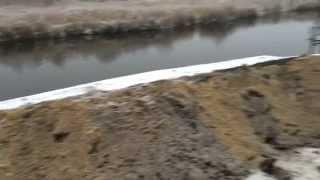 Укладка рулонного газона, непрерывный процесс.(, 2015-04-03T07:12:48.000Z)