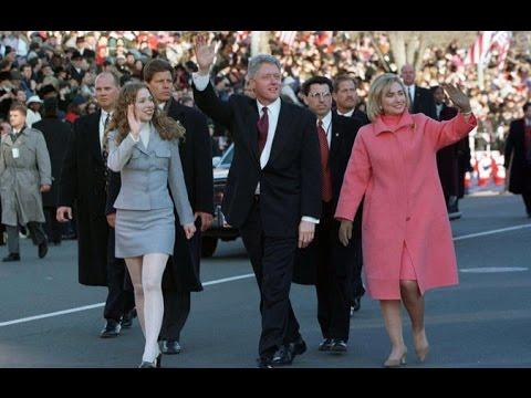 bill clinton second inaugural speech