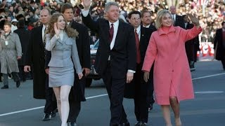 The Inauguration of Bill Clinton 1997