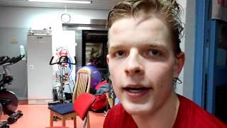 Lasse Valli, HIFK Kollit Nuorten SM Liigan semifinaali 3. ottelu