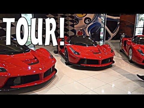 Our Insane Dubai Apartment Tour Supercar Garage Youtube