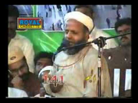 Jafar Qureshi(Kirdare Muhammad) Part 3/8 At Girot By Malik Sajjad