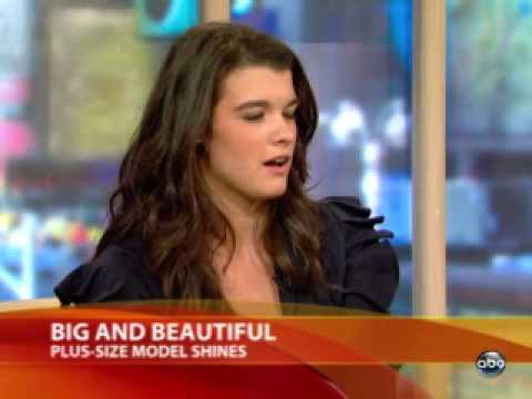 !!SUPER PLUS-SIZE MODEL CRYSTAL RENN'S NEW BOOK