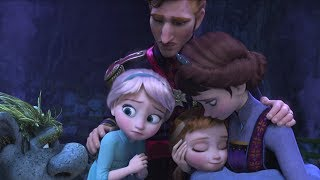 This Is What Really Happened To Elsa & Anna's Parents
