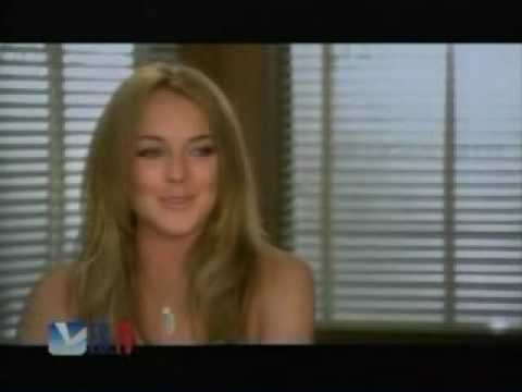 Lindsay Lohan - Interview [about Georgia Rule]