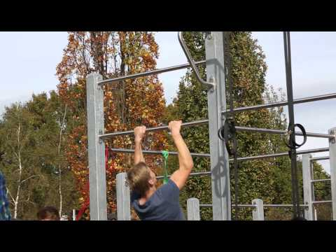 "Video: Playparc Calisthenics-Station ""Basic"""