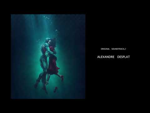 The Shape of Water OST - an incomplete tracklist -