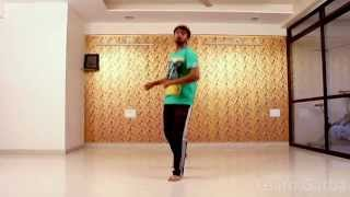 Garba steps with fast beat