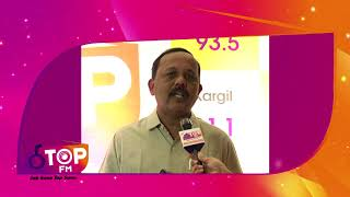Spokesperson for INC Gujarat Politician Manish Doshi welcomes Top FM to state | Top FM Radio Station