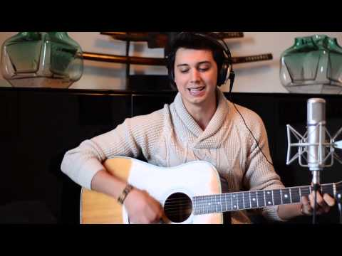 Crawling Back To You Daughtry Acoustic Cover By Alberto Bonso