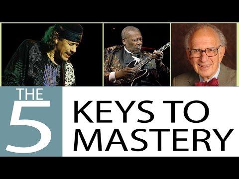 The 5 Keys To Mastery - Full Movie