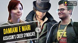 Entrevista Damiani e Mari Satty na E3 [E3 2015]
