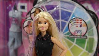 Barbie Mix 'N Color Barbie Doll, Blonde / Barbie Mix Kolorów, Blondynka - DHL90 - Recenzja