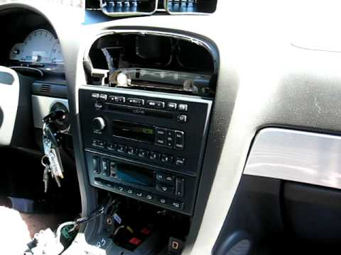 how to remove radio cd changer from 2002 ford. Black Bedroom Furniture Sets. Home Design Ideas