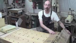 In the Shop - Martin 00 Style Acoustic Guitar - Part 6