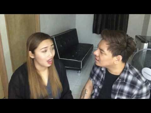 Endless Love Luther Vandross And Mariah Carey (Dhenber And Swany Cover) Pinoy Malaysian