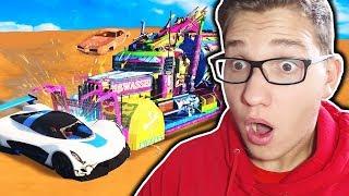 🔴 שיחקנו במוד החדש והמטורף ב GTA V! (מכוניות מתנגשות עם AlonDaPro!)