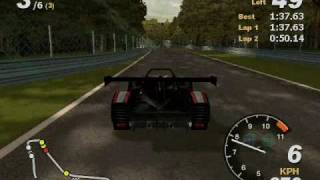 Total Immersion Racing challenge on monza 50 laps with Pilbeam