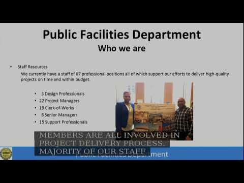 Committee on Ways & Means FY20Budget: PFD/ Capital Budget