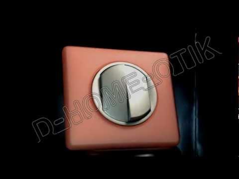 double inter poussoir 67031 enjoliveur titane KIT mirabelle 68851 www.d-home-otik.com