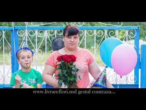 Livrare flori la Fălești 42624