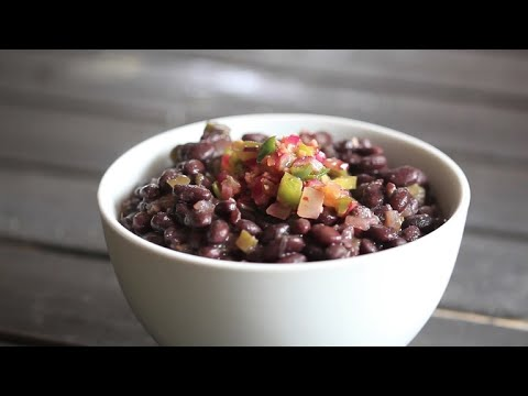 Authentic Black Bean Recipe by Gregory