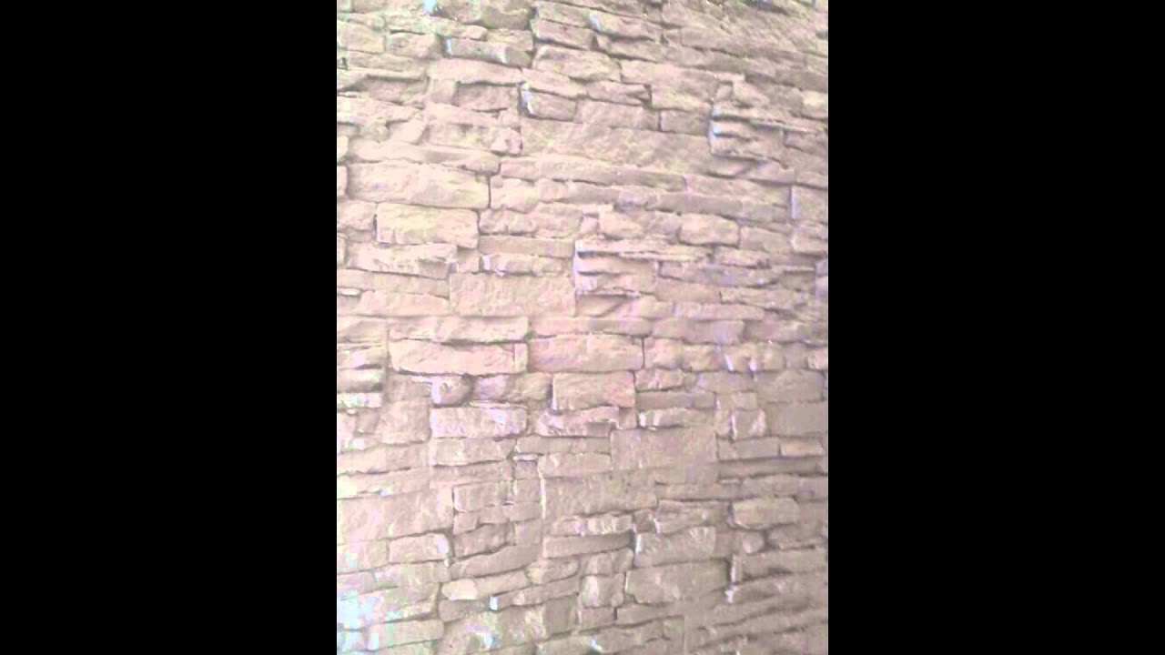 Pannelli in finta pietra youtube for Pannelli polistirolo finta pietra mattoni