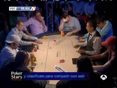 European Poker Tour EPT5 Barcelona 2008 Pt01 Spanish
