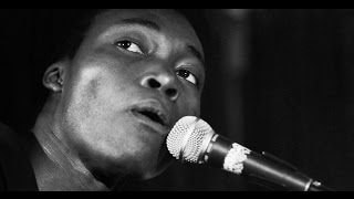 Benjamin Clementine's intimate performance of Condolence