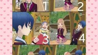Regal Academy - Rose Cinderella and Hawk Snowhite💘