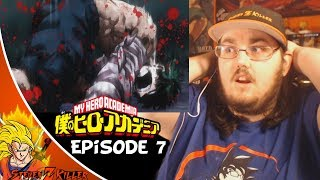 My Hero Academia Season 3 Episode 7 HD English Subbed - NOOOOO!!! REACTION!!!