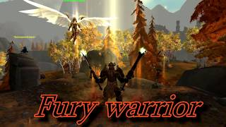 Fury Warrior guide/Гайд по фури вару WoW 7.1 - 7.2 ПВЕ