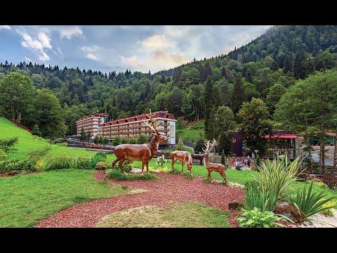 Саирме: лучший горный курорт Грузии.
