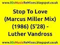 Miniature de la vidéo de la chanson Stop To Love Remix (Marcus Miller Mix)