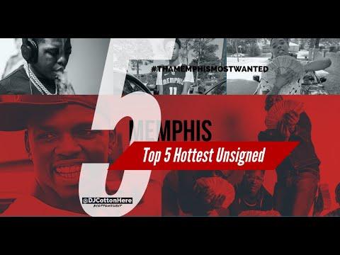 Top 5 Hottest Unsigned Memphis Rappers (November 2K19)
