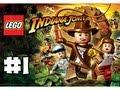 LEGO Indiana Jones - The Original Adventure - Part 1 -  Crocky! (HD Gameplay Walkthrough)
