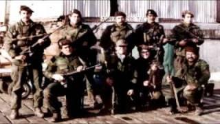 LOS RAMONES (de mi patria) - Mario Bofill / Julián Zini - MALVINAS 1982.wmv