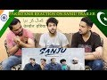 Pakistani Reacts to Sanju | Official Teaser | Ranbir Kapoor | Rajkumar Hirani