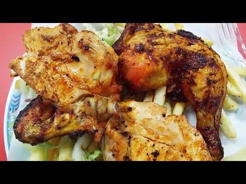 Eating 🐓 Peri Peri Chicken & Going To ALDI | Birmingham UK Funny Food & Travel VLOG