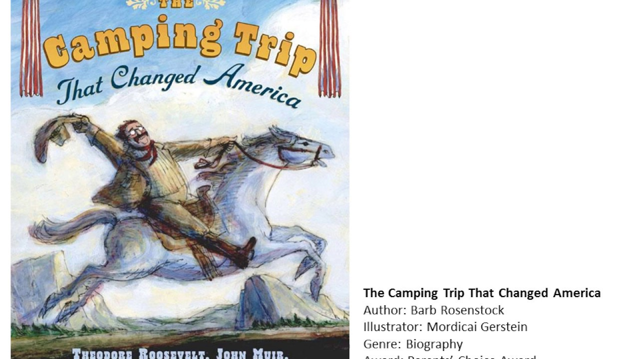 f8402dcfb63 Book Critique 4 (The Camping Trip That Changed America) - YouTube