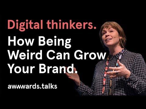 How Being Weird Can Grow Your Brand   Mailchimp's Director of Brand Design, Brandy Porter