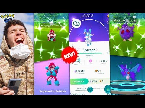 Download SYLVEON, SHINY GALARIAN ZIGZAGOON, & MORE! The GREATEST Summer of Pokémon GO Begins!