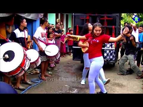 SAMPI GADING  PERSI KECIMOL MEGANTARA DAN DUO DANCER MANTAP