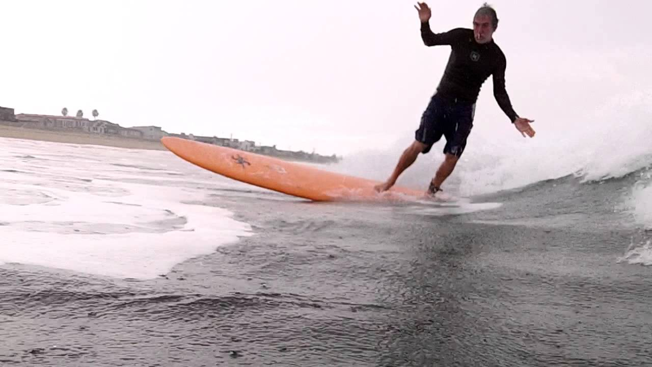 Surfing In The Rain