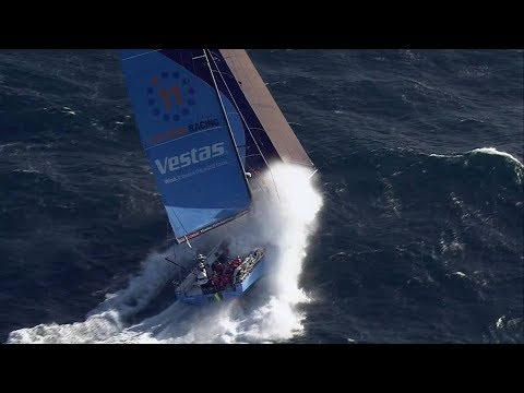 Download Volvo Ocean Race on Sailaway simulator Leg 2 day 3 MP3