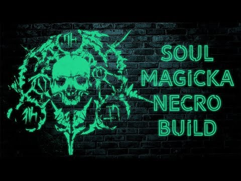 Eso Necromancer Build